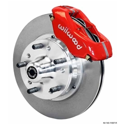 Wilwood 140-11007-R FDL Pro Series 11 Front Disc Brake Kit, 1970-78 GM