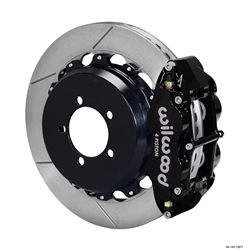 Wilwood 140-12871 FNSL 4R Rear Disc Brake Kit, 2012-Up Scion/Subaru