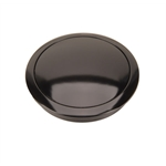 GT Performance 21-1100 GT9 Plain Horn Button, Black Anodized