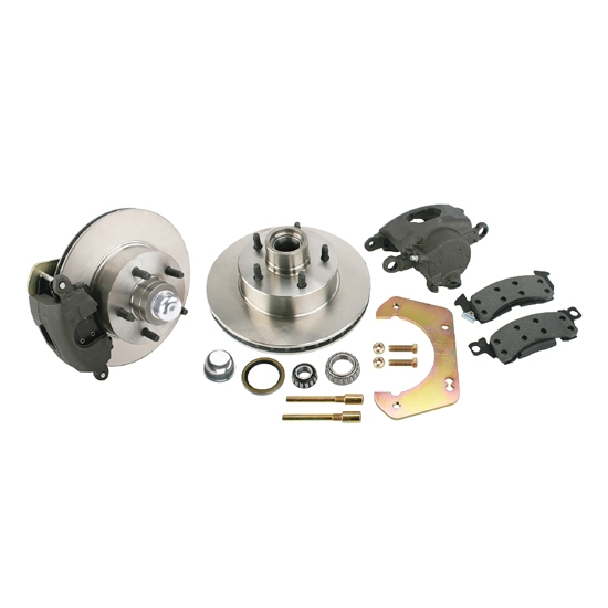 Disc Brake Kit for Total Performance Spindles, 5 x 4-3/4