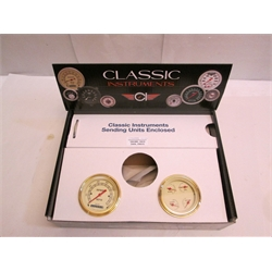 Garage Sale - Classic Instruments Vintage Series Speedometer/Quad Gauge Kit
