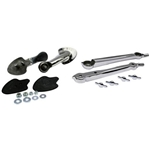 1932 Ford Open Car Stainless Windshield Post Kit