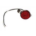 1949-1950 Chevy LED Tail Light Reflector Lens