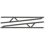 38 Inch Rear Ladder Bars