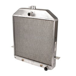 Griffin Radiators 4-239BE-AAX Ford 39 Deluxe, 40 All Radiator-Chevy V8