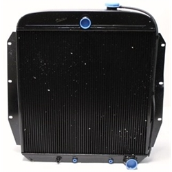 Garage Sale - Walker Z-Series 1955-1959 Chevy Pick-Up Radiator w/ A/C Condenser