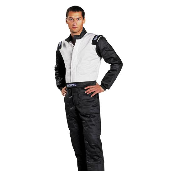 Garage Sale - Sparco Jade Top One Piece Three Layer Racing Suit