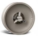 Rocket Racing Wheels Solid Wheel, 16 x 5, 5 on 5.5, 1.875 Inch Backspace