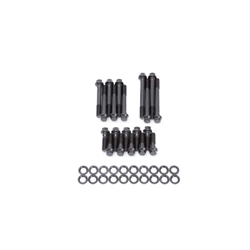 Edelbrock 8555 Cylinder Head Bolt Set, Mopar 318,340,360