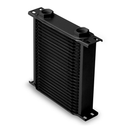 Earls 22500AERL 25 Row Oil Cooler Core, Black