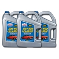 Lucas Oil 10684 20W50 Hot Rod Oil, Three 5Qt Jugs