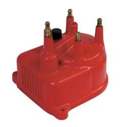 MSD 82922 Distributor Cap Modified for Honda Civic 1.5, 6L 92-2000 Red