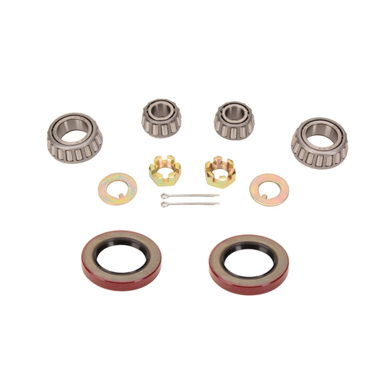 Bearings and Seal Kit for Radir Spindle Mount Wheels, Ford Spindles