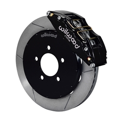 Wilwood 140-13581 Dynapro 6 Front Disc Brake Kit, 12.88 Inch, Black