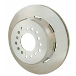 Wilwood 160-11365 Ultralite HP 32 Vane Brake Rotor/Hat, 2.32 In Offset