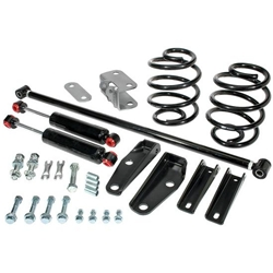 1965-72 Chevy Pickup Rear Lowering Kit