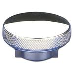 Billet Specialties 23220 Oil Filler Cap, Twist In, Polished