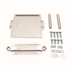 XS Power 525 925 Billet Aluminum Battery Hold Down Kit