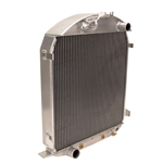 Griffin Radiator 7-70019 Aluminum Radiator Deluxe 1928-29 Ford Chassis w/ Small Block Ford