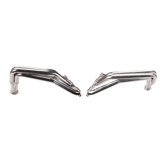 1955-57 S/B Chevy Fenderwell Headers, AHC Coated