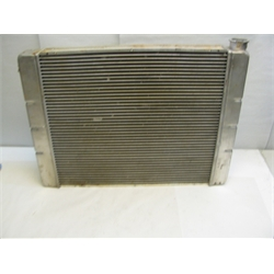 Garage Sale - Speedway Double Pass Aluminum 26 Inch Radiator, Chevy