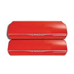 Garage Sale - MSD 2970 Atomic LS Coil Covers LS2, LS3, LS7, Red