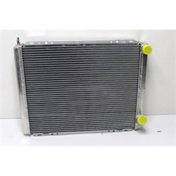 Garage Sale - AFCO 80125N Dbl Pass Radiator-26 Inch, 1.5 Inch Right Inlet