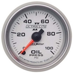 Auto Meter 4953 Ultra-Lite II Digital Stepper Motor Oil Pressure Gauge
