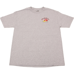 Clay Smith Cams Grey Mr. Horsepower T-Shirt
