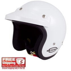 Bell Helmets 500-TX Vintage Series Classic Racing Helmet
