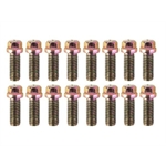 Dynatech® Header Bolts, M8 x 1.25mm, Hex Head, Pack/16