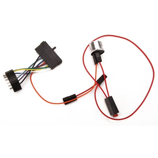 Ididit 1966 Nova Steering Column Wiring Harness 4-Way ...