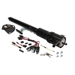 Ididit 1620860051 Black Tilt Steering Column, 1970-75 Camaro