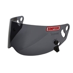 Simpson 1021 Smoke Shield-Speedway RX, Diamondback & X-Bandit Helmets
