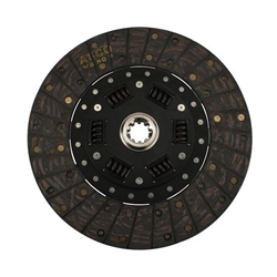 Flathead 10-1/2 Inch Clutch Disc, 1-1/8 Inch 10-Spline, GM, T-5 Transmission