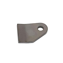 Right Front Bent Motor Tab