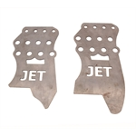 Jet Racing AA-96-3 Pull Bar Bracket Pair, 9 Inch