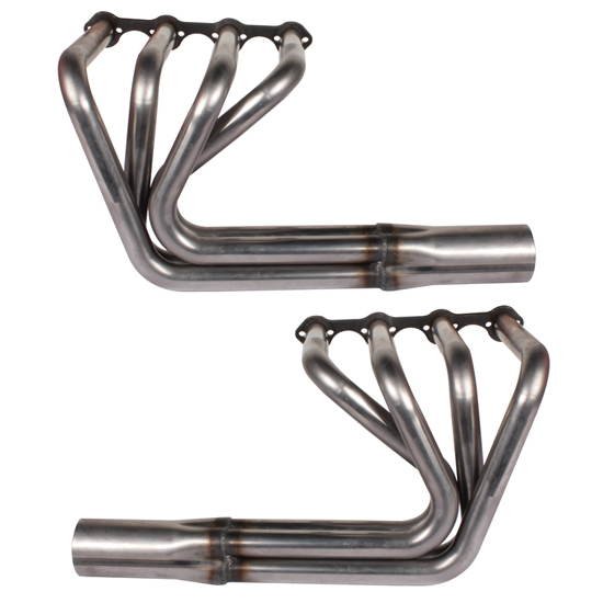 Small Block Ford Sprint Roadster Headers, Plain