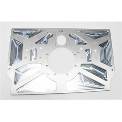 Garage Sale - Schnee 7-1/2 Inch Raised Rail Engine Plate