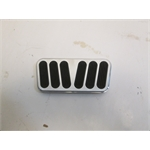 Garage Sale - Lokar 1955-57 Chevy Billet Power Brake Pedal Cover