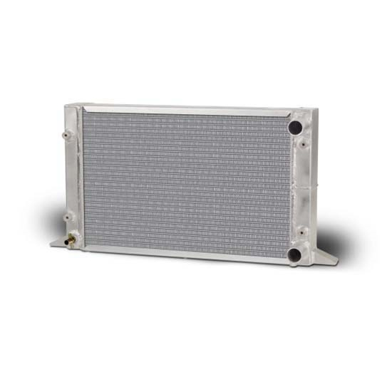 AFCO 80105LWN Lightweight Double Pass RH Radiator, Scirrocco