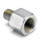Auto Meter 3280 Fuel Rail Adapter Fitting, 1/16 Inch NPT-1/8 Inch NPT