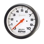 Auto Meter 5898 Phantom Air-Core In-Dash Tachometer, 10K RPM, 5 Inch