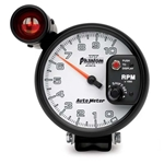 Auto Meter 7599 Phantom II Air-Core Pedestal Tachometer, 10k RPM, 5 In