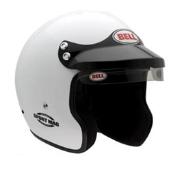 Bell Sport Mag Open Face SA10 Helmet, Black Small