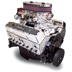 Edelbrock 45024 Dual-Quad 9.0:1 Compression Performance Crate Engine