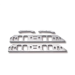 Weiand 8204 Tall Deck Rectangular Port Intake Manifold Spacer Kit
