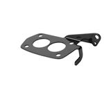 Lokar XTRP-4004 Midnight Series Tri-Power Throttle Cable Bracket