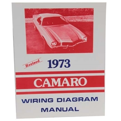73 Camaro Wiring Diagrams Camaro Wiring Diagrams