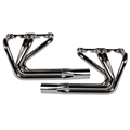 Small Block Chevy Sprint Roadster Headers, Chrome